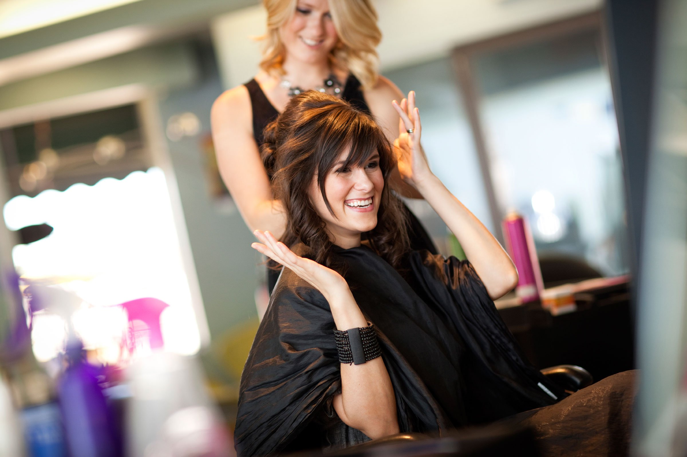 Now Hiring - At the Styles & Extensions, we are always on the lookout for fresh and energetic faces.If you have recently entered the cosmetology field and are looking for a place where you can learn and grow, then consider the Styles & Extensions Team. We are dedicated to helping our employees grow professionally and have successful long-term careers in the industry and our program is design to help you succeed with amazing training opportunities and guidance. If you are interested, submit your application below. Thank you!