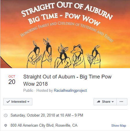 Straight Out of Auburn Big Time - Pow Wow_Flier.PNG