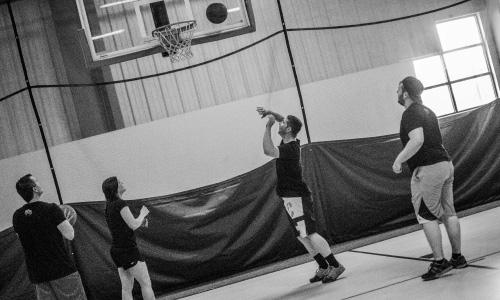 BASKETBALL - FULL COURT