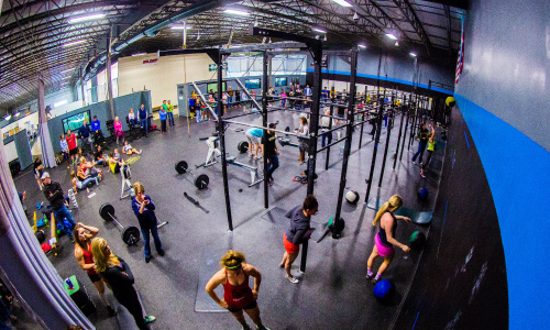 CROSSFIT307 - BECOME THE BEST YOU