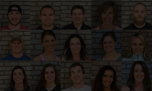 PERSONAL TRAINERS -