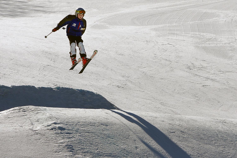 Taylor Jumping