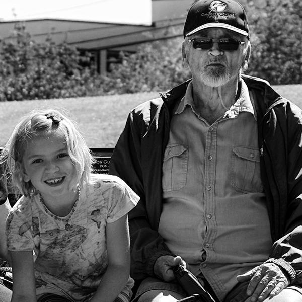Ella and Joe Day in Victoria