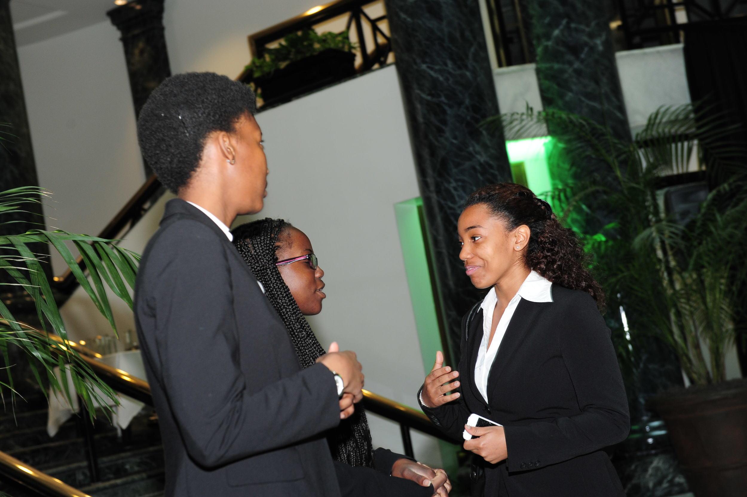 Scholarship Awardee and Family.JPG