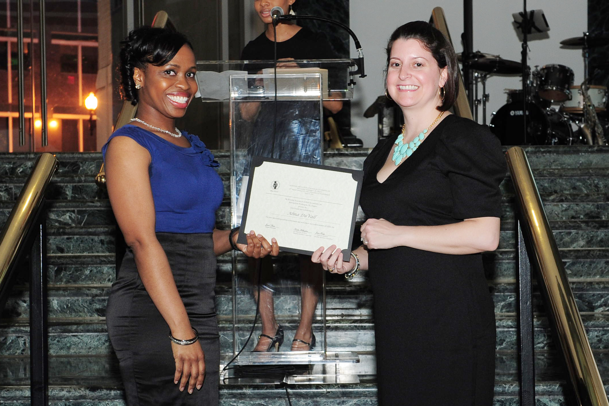 Scholarship Awardee - Alma Duvall (Freddie Mac).JPG