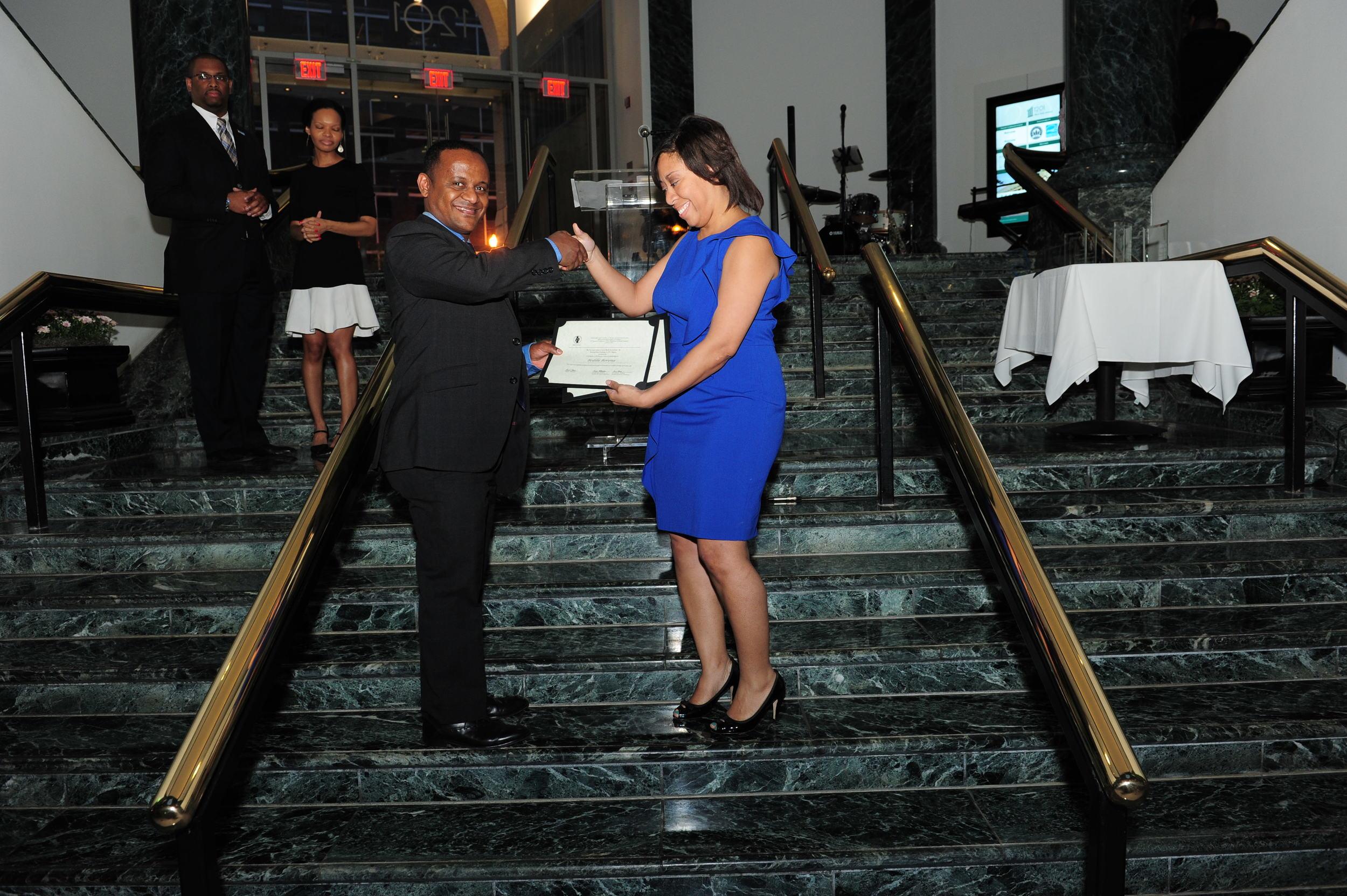 Scholarship Awardee - Bedilu Borena (Becker).JPG