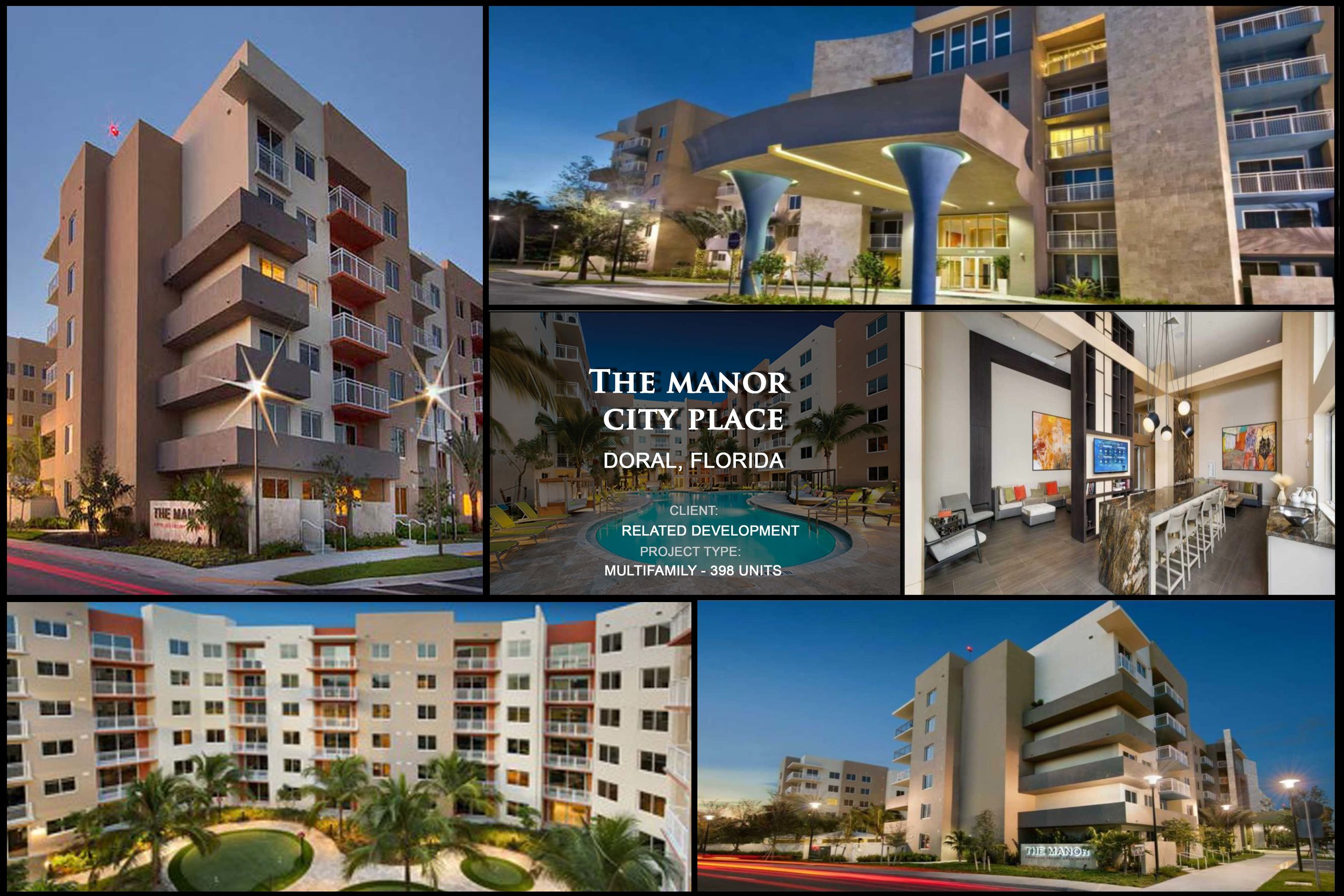 The Manor City Place