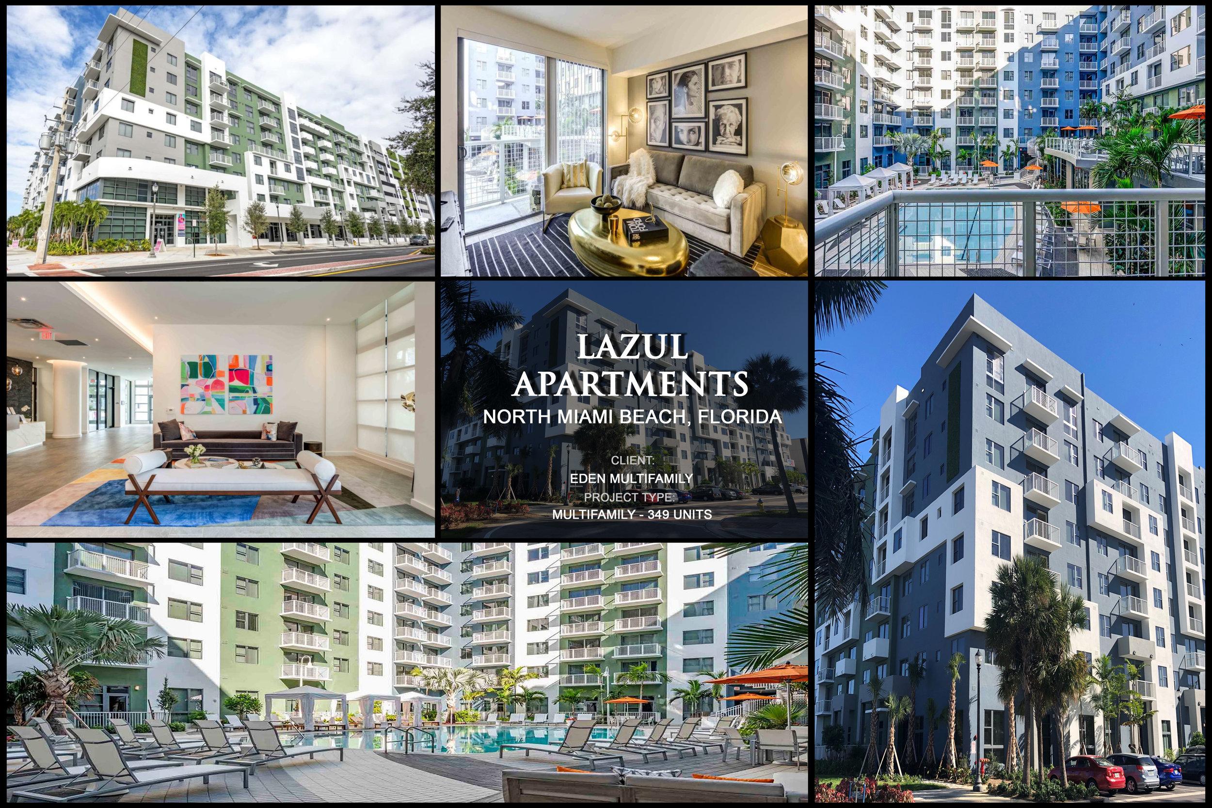 Lazul Apartments