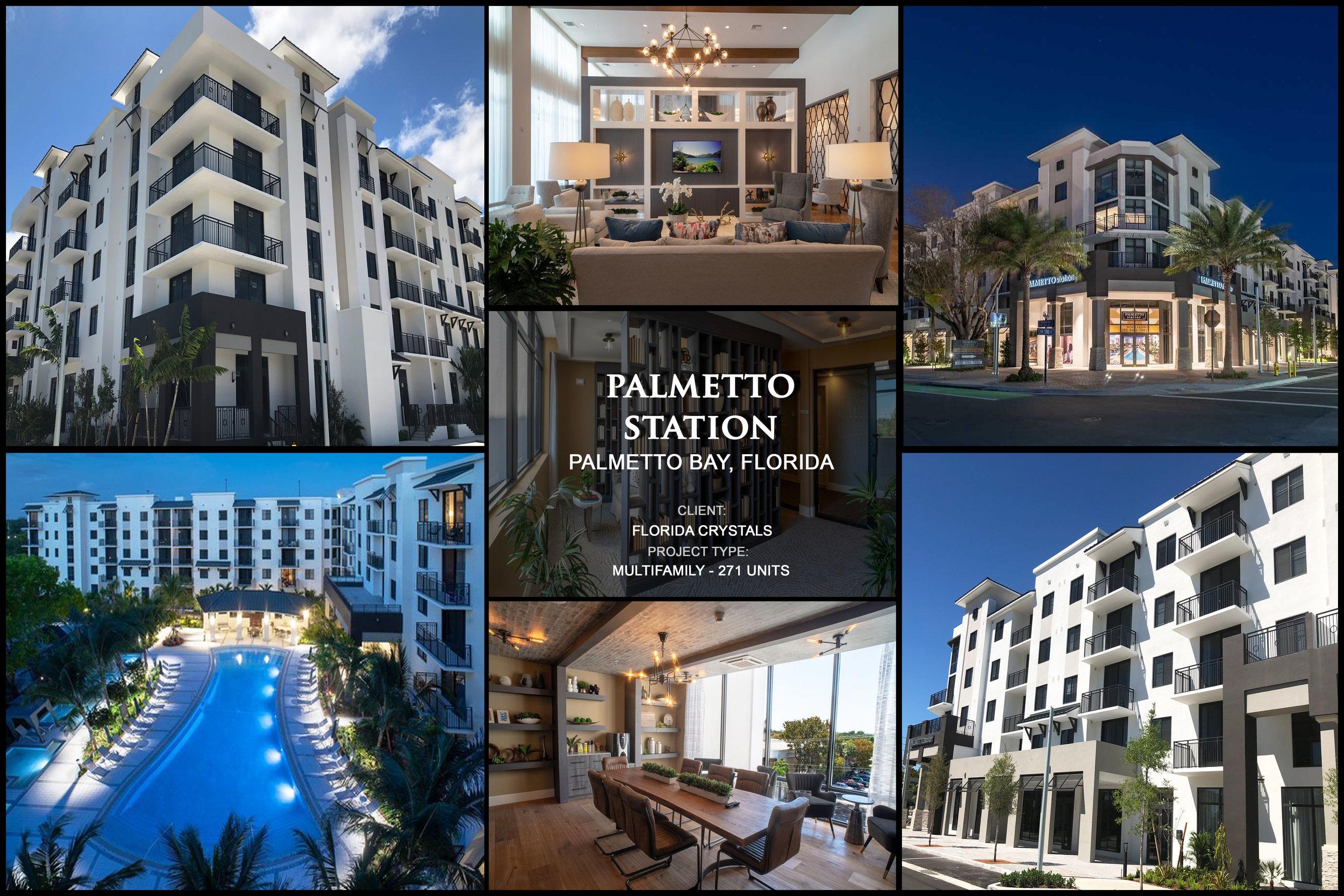 Palmetto Station