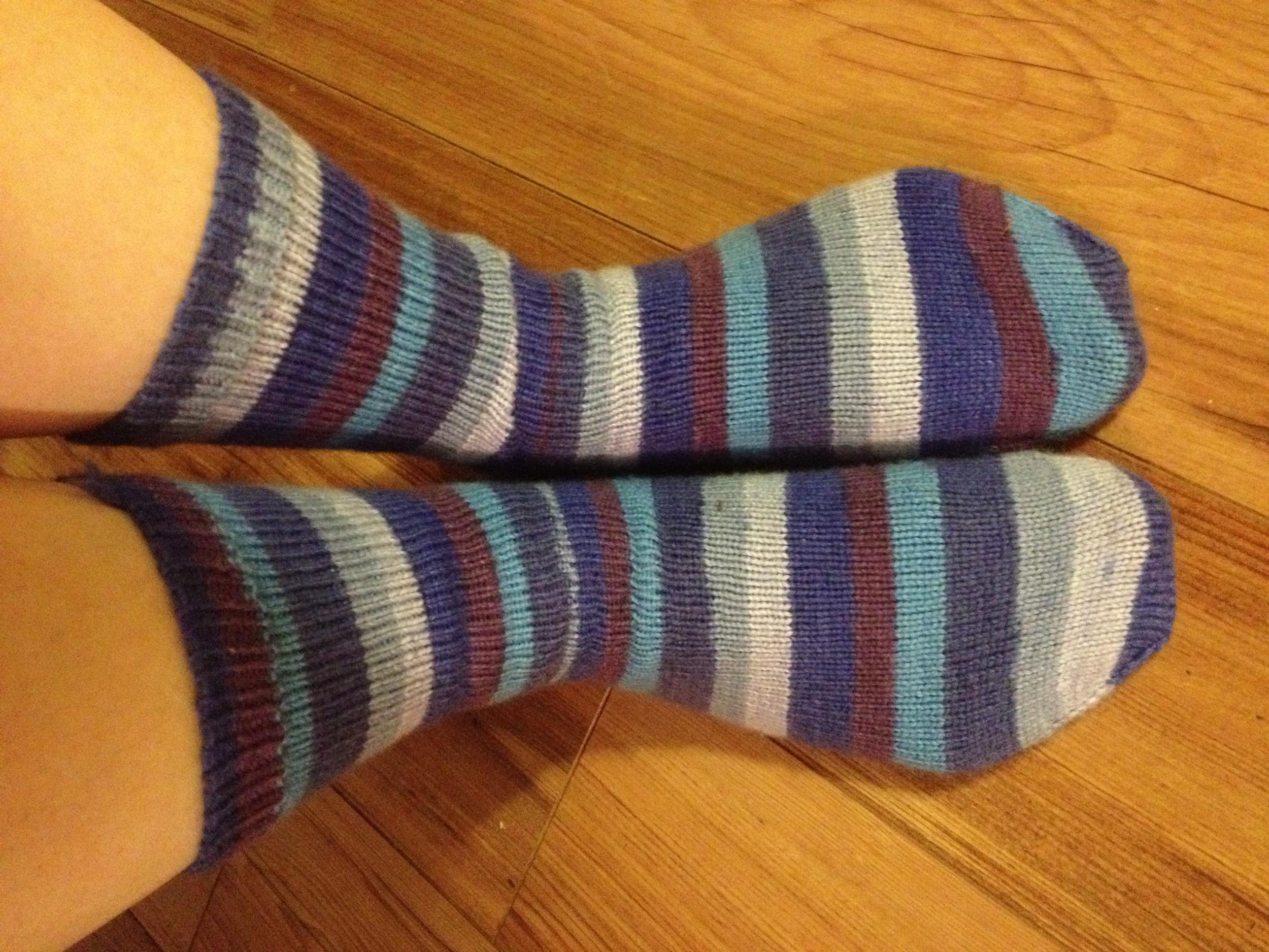 Sokka Socks  (Ravelry)