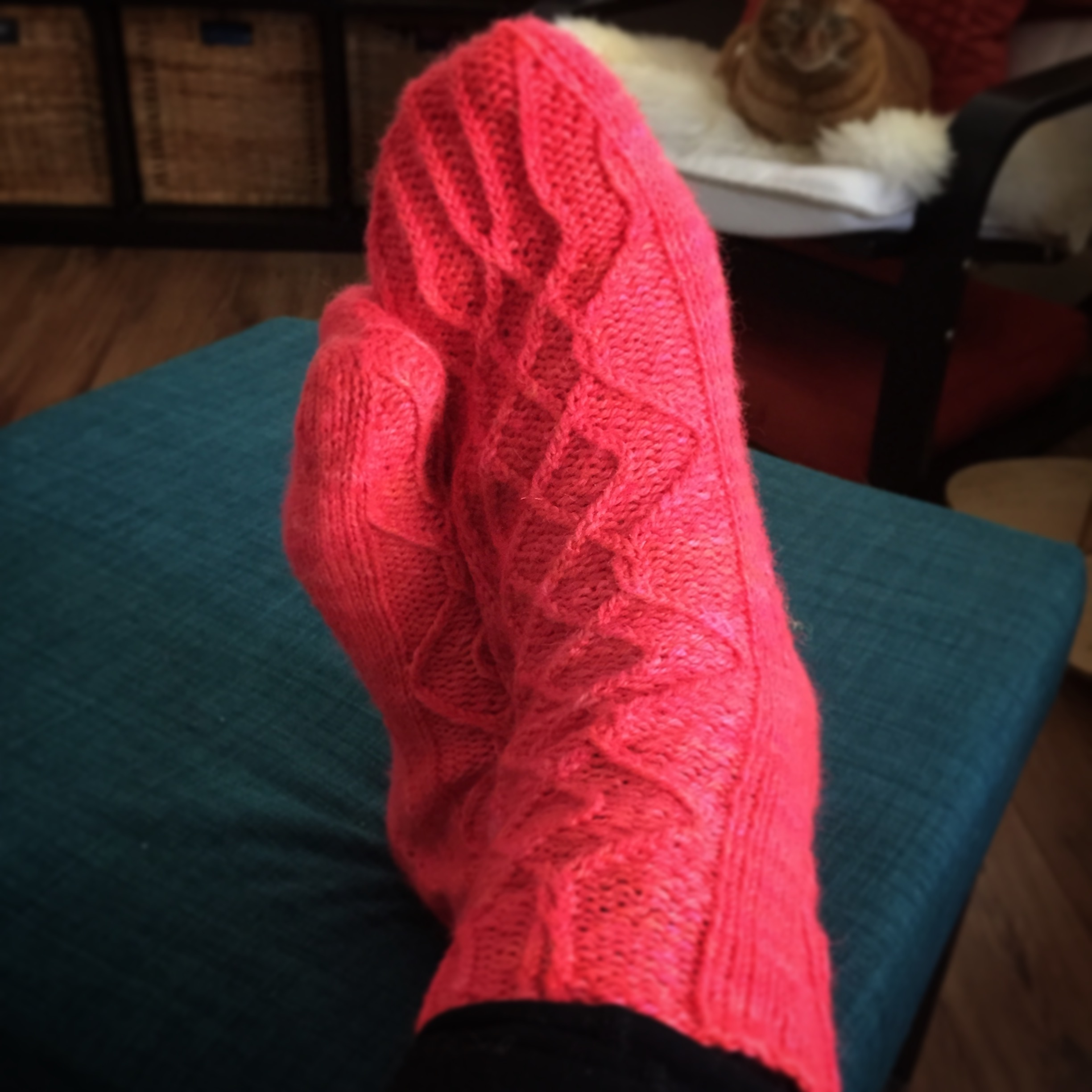 Signal Hill Socks