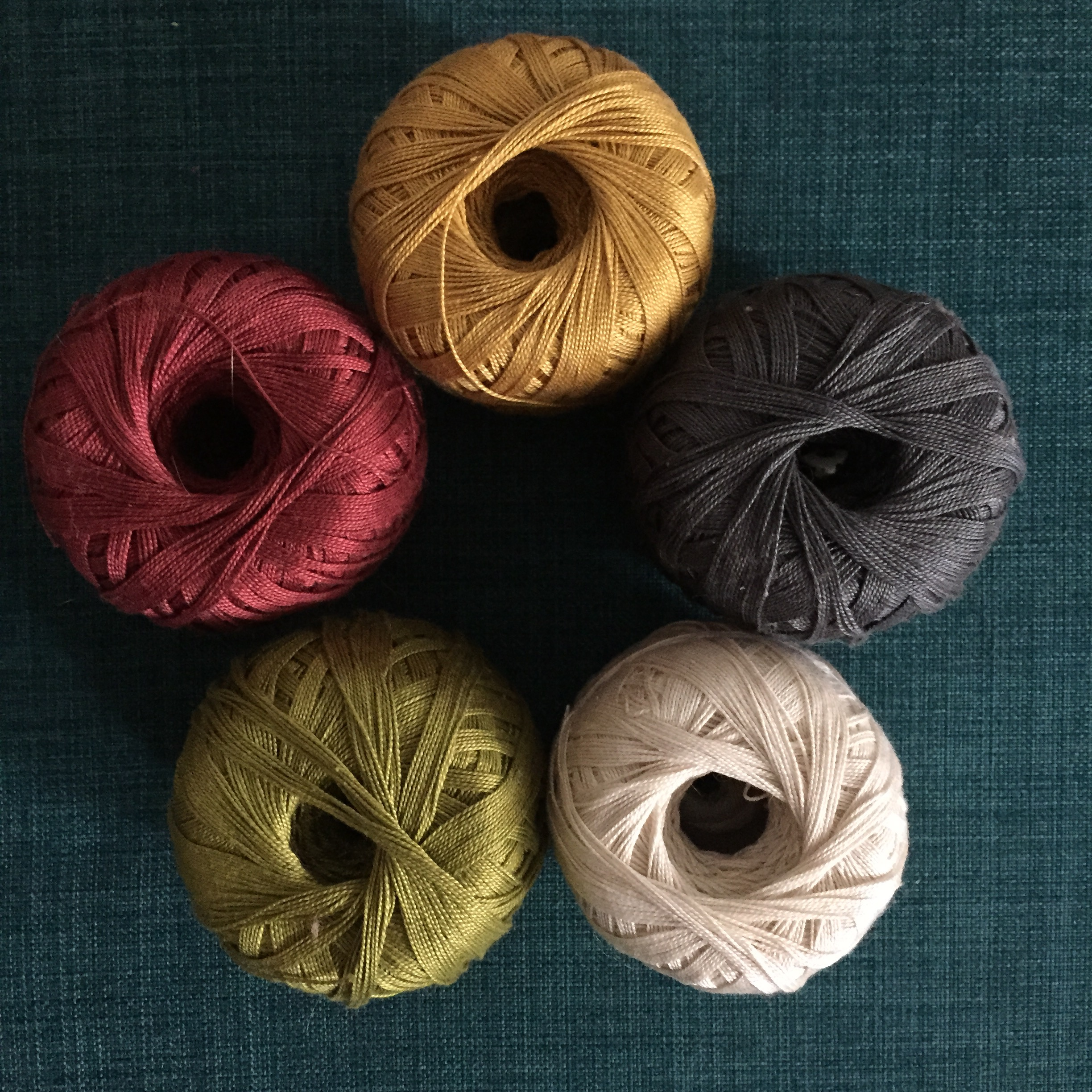 KnitPicks Curio Thread