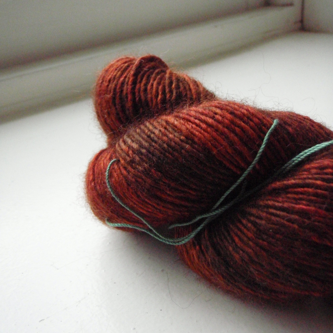 The original skein - from 2011