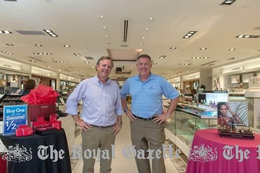 Photo credit:  The Royal Gazette  of Bermuda