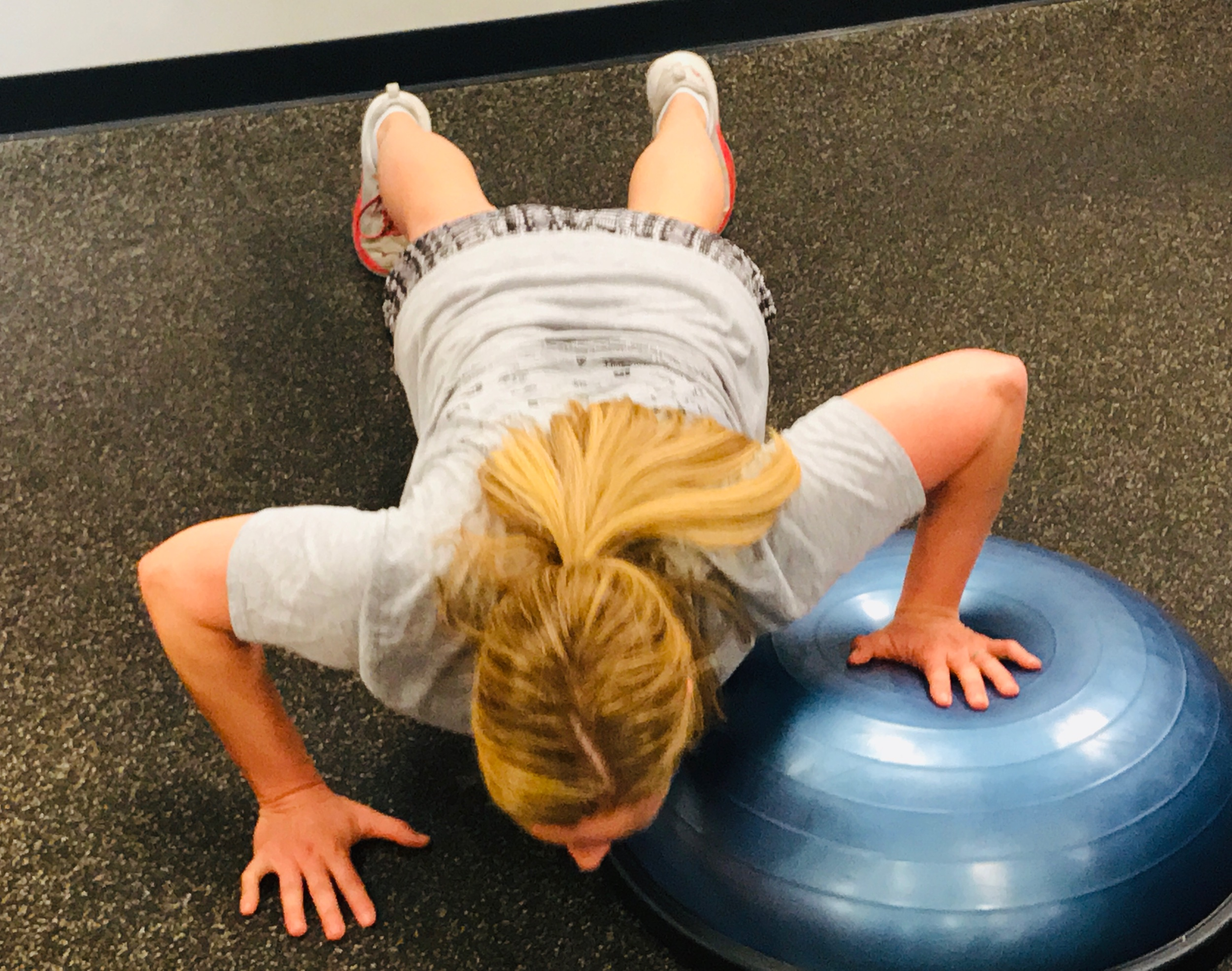 Improve Strength Training With Push Ups on the Bosu …