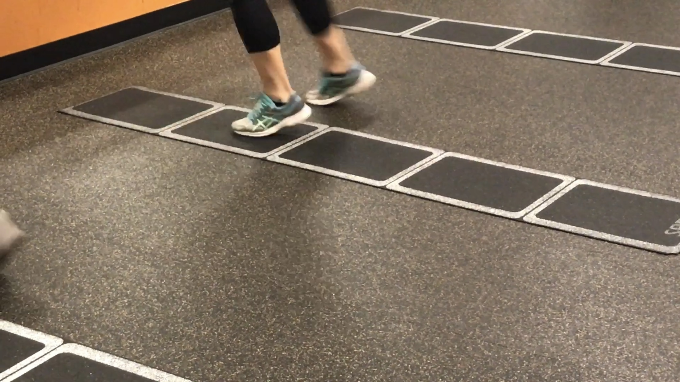 Have Fun And Improve Agility Using The Ladder