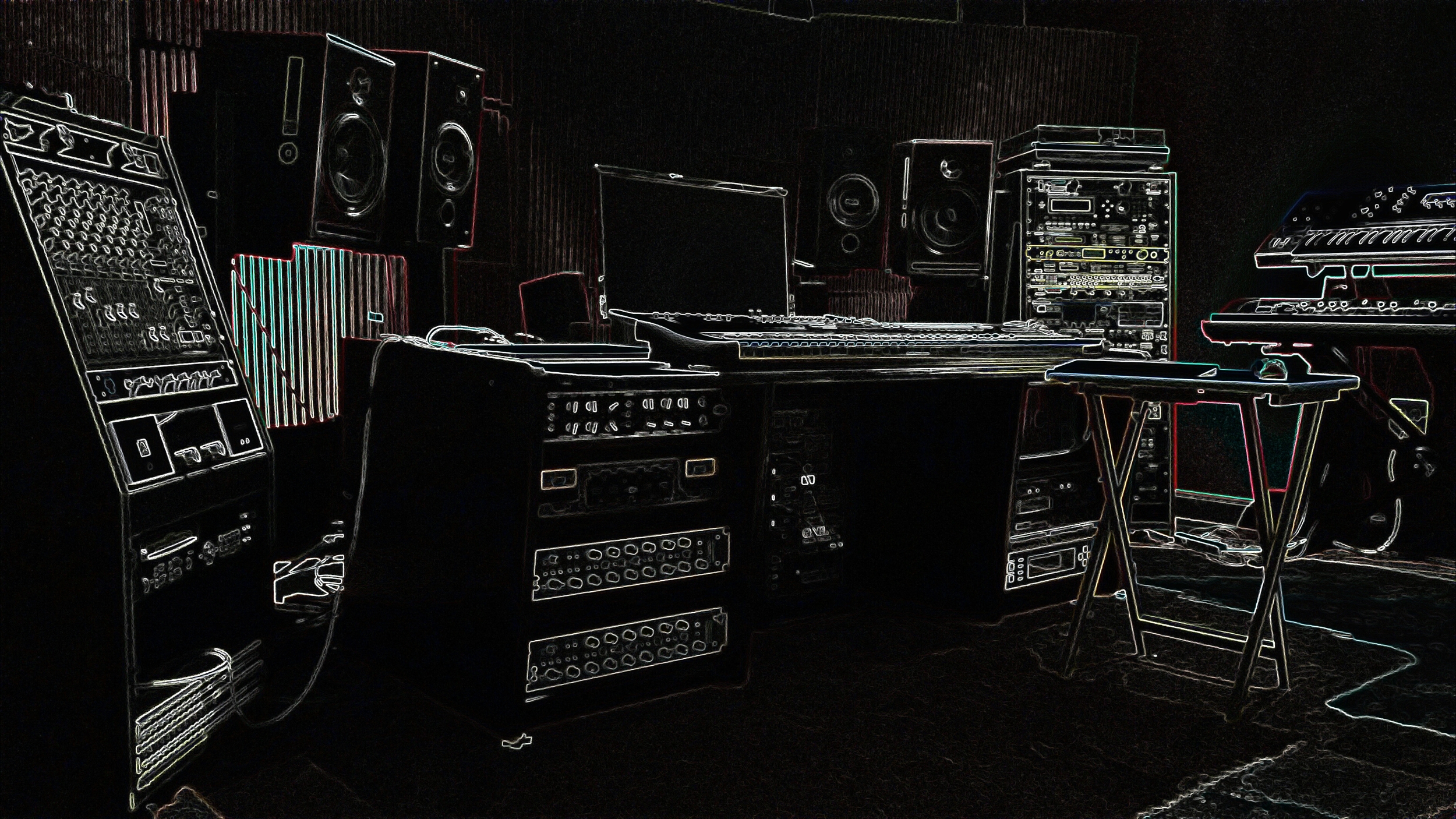 """THE ZONE"" - MIDI Production & Audio Mixing Studio"