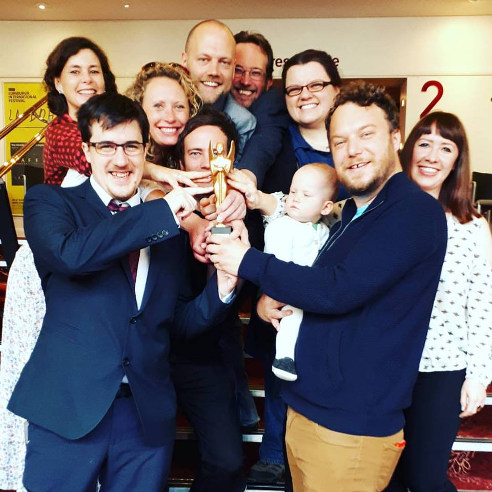 FLIGHT wins Herald Angel Award - Edinburgh Festivals 2017
