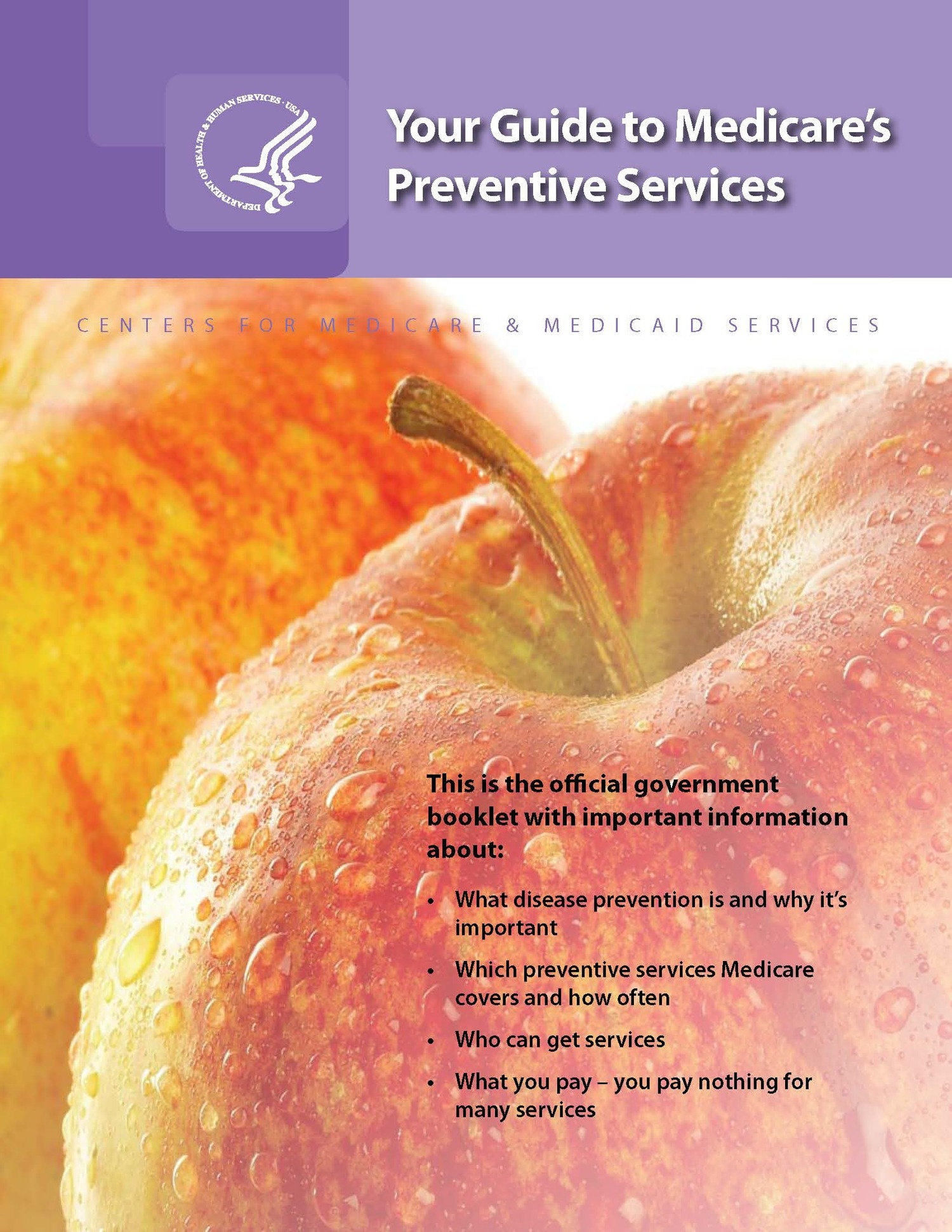 Your Guide to Medicare Preventive Services