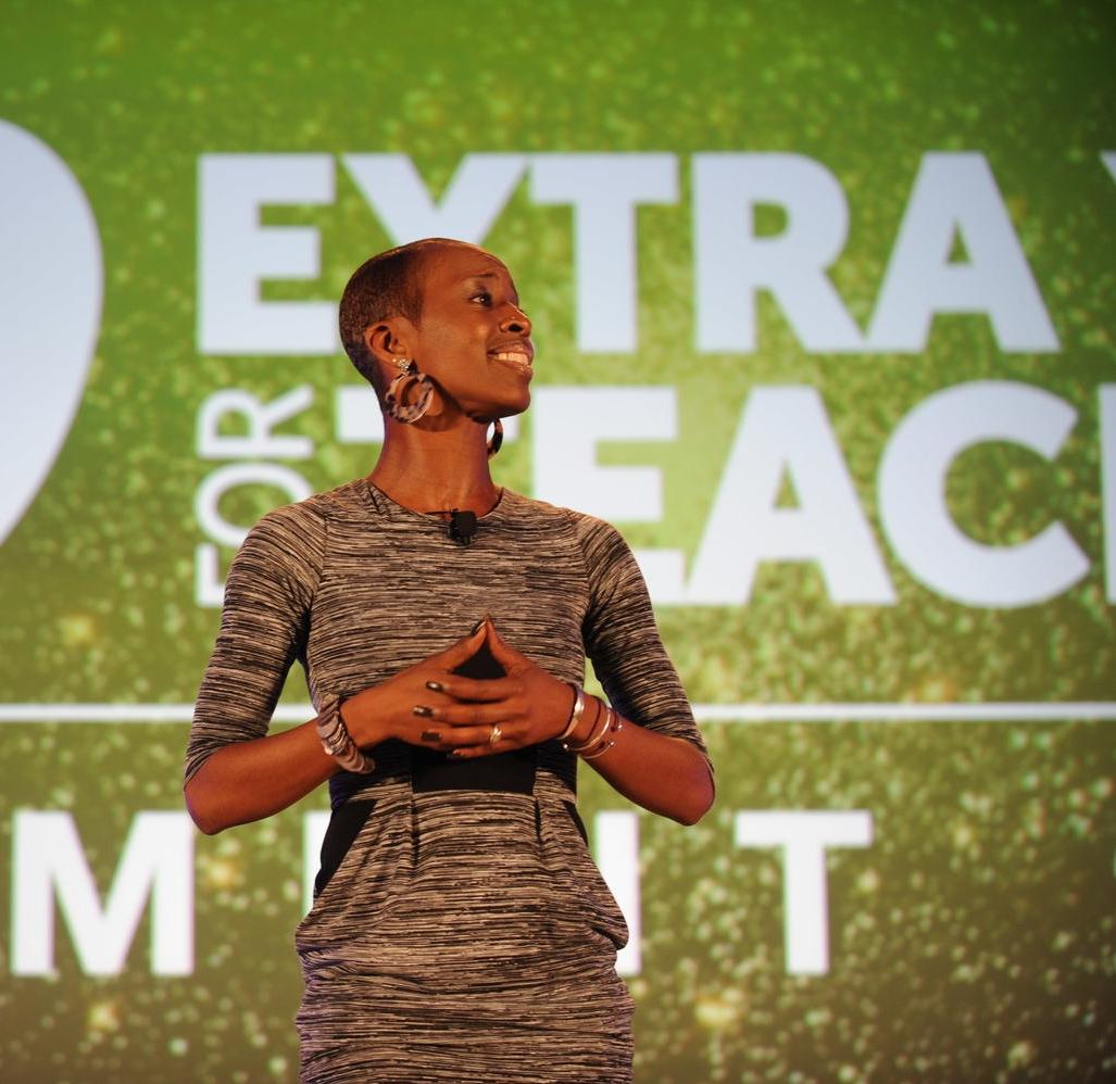 Extra Yard for Teachers Summit 2015