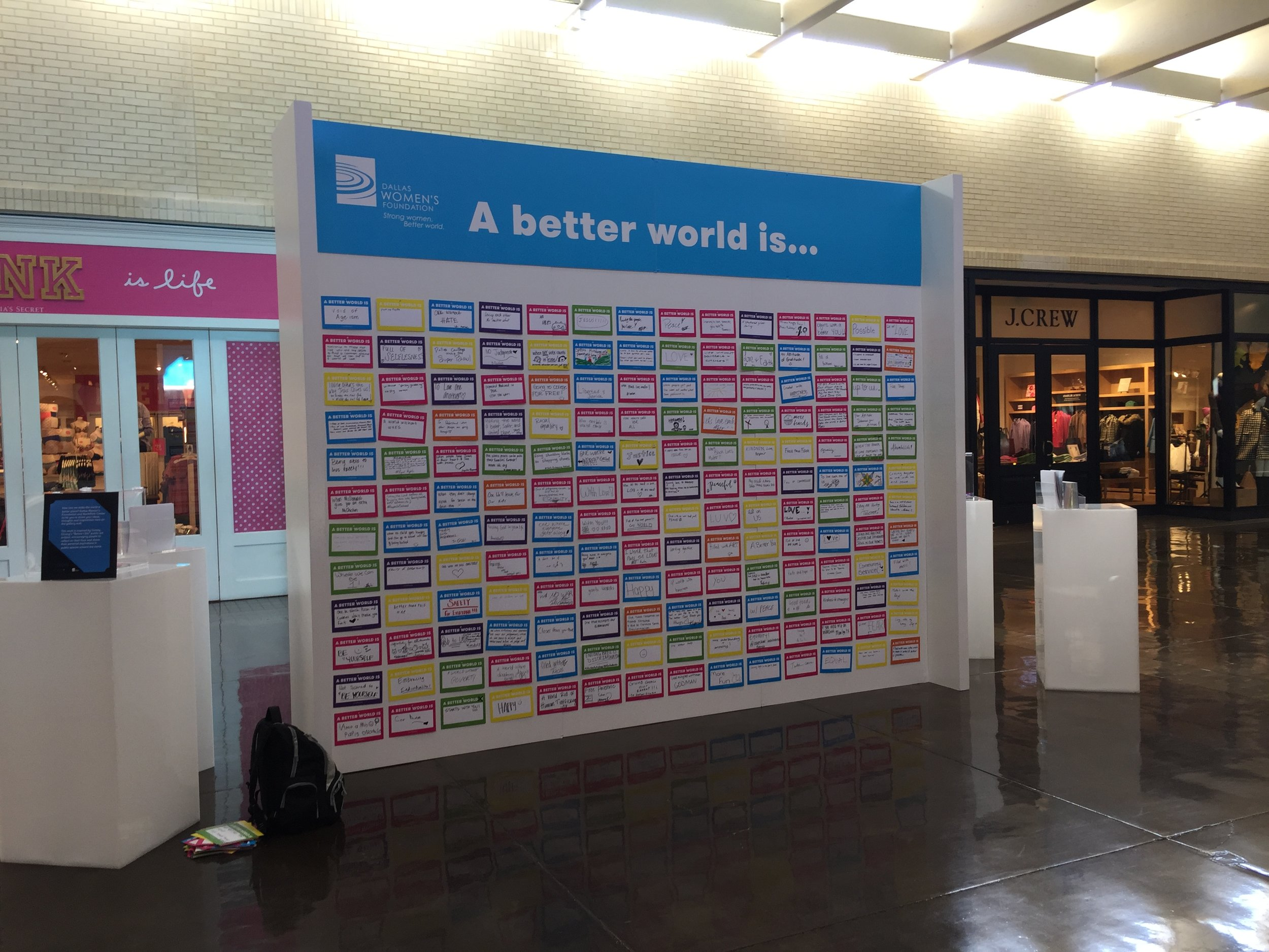 A Better World Is...