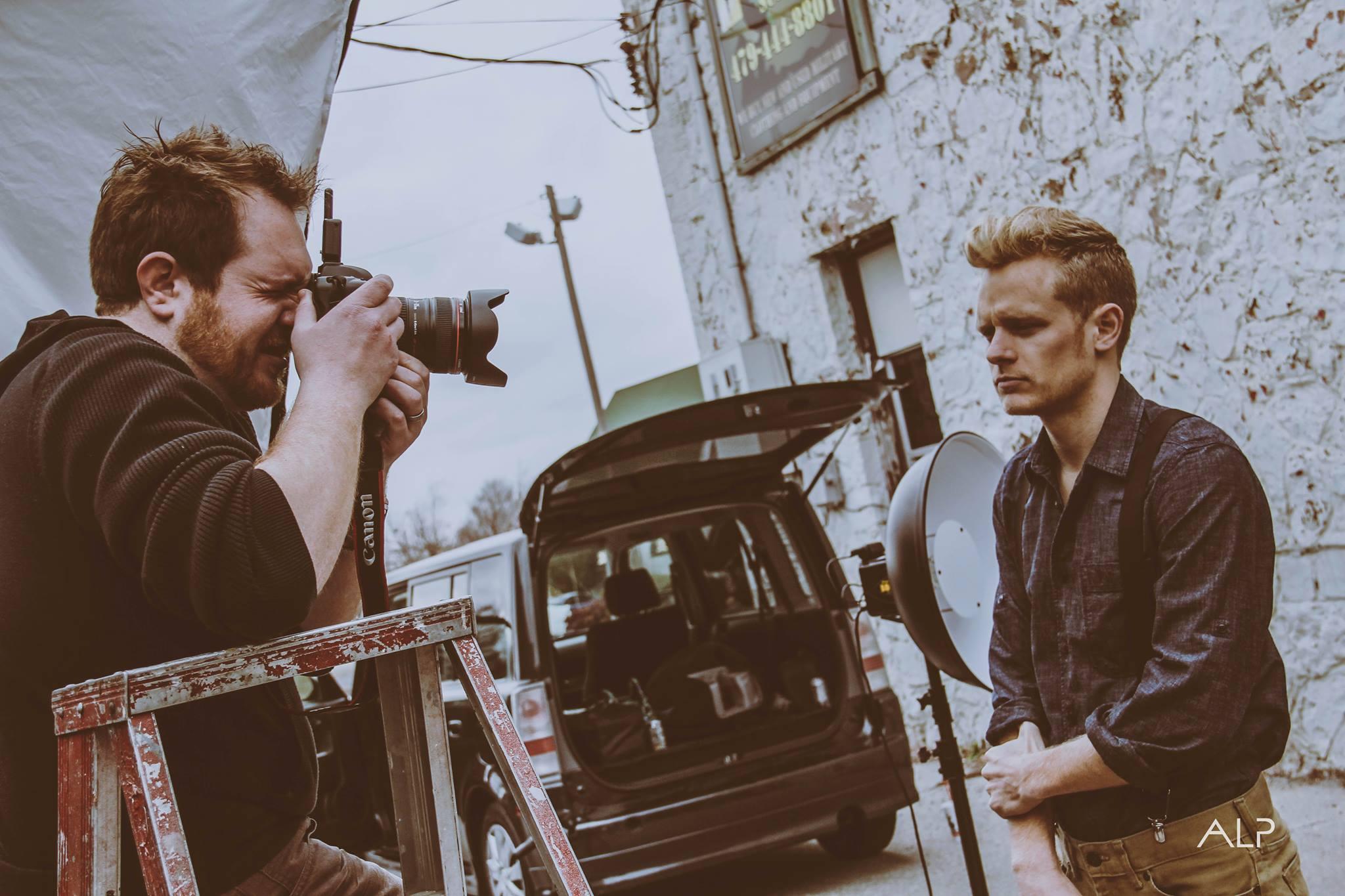 Photo Credits: Andre Lisle  Photo of: Bryan Fittin & Josh Noren( www.joshnoren.com )