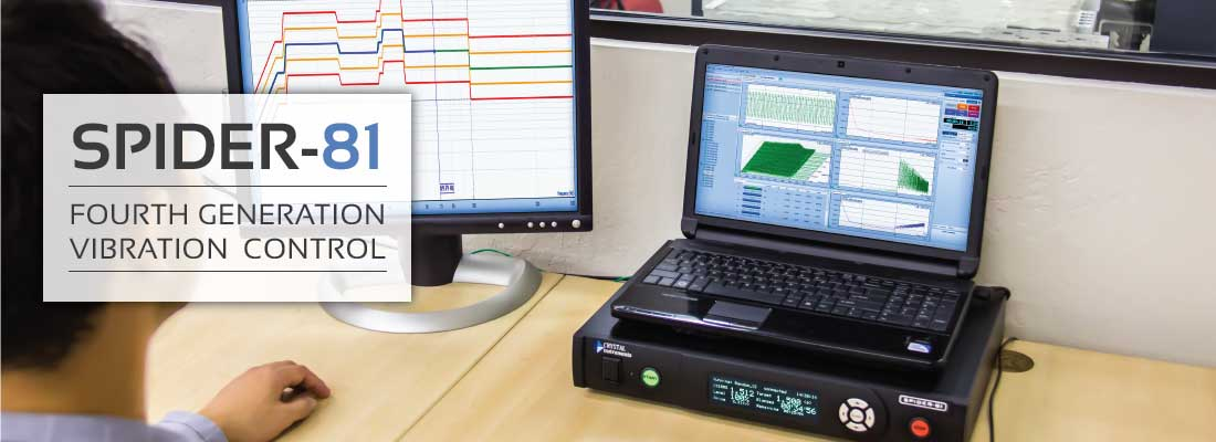 vibration testing controller