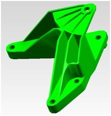 Figure 6. Pro/E 3D model