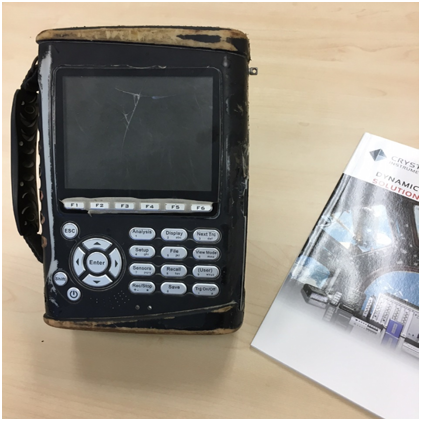 The rugged and handheld CoCo-80