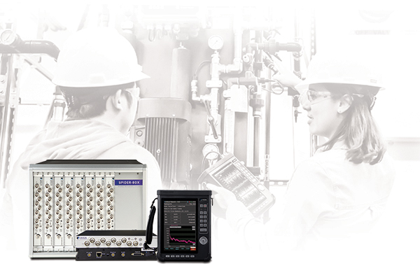 Crystal Instruments offers high channel and handheld machine condition monitoring solutions.