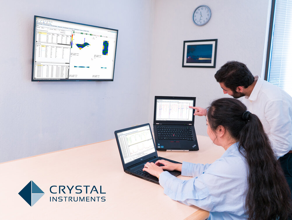 Annual software updates are available at Crystal Instruments Product Support site:    https://customer.go-ci.com/Support/web/login.aspx