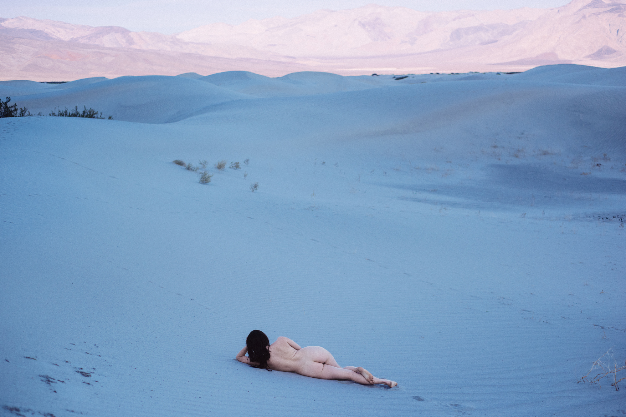 Sasha, Death Valley