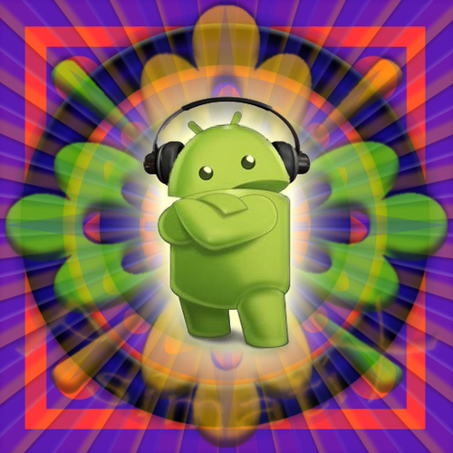 On your Android phone?   CLICK HERE  to demo music...