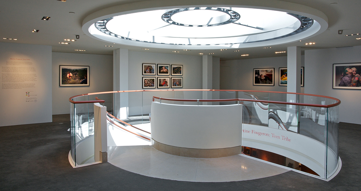 Installation: The Gallery at Hermès, 691 Madison Avenue, New York