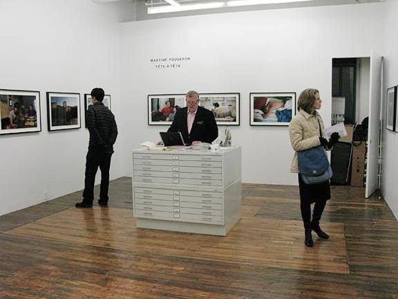 Solo Show at PPH Fine Art, Chelsea, NY. 2008