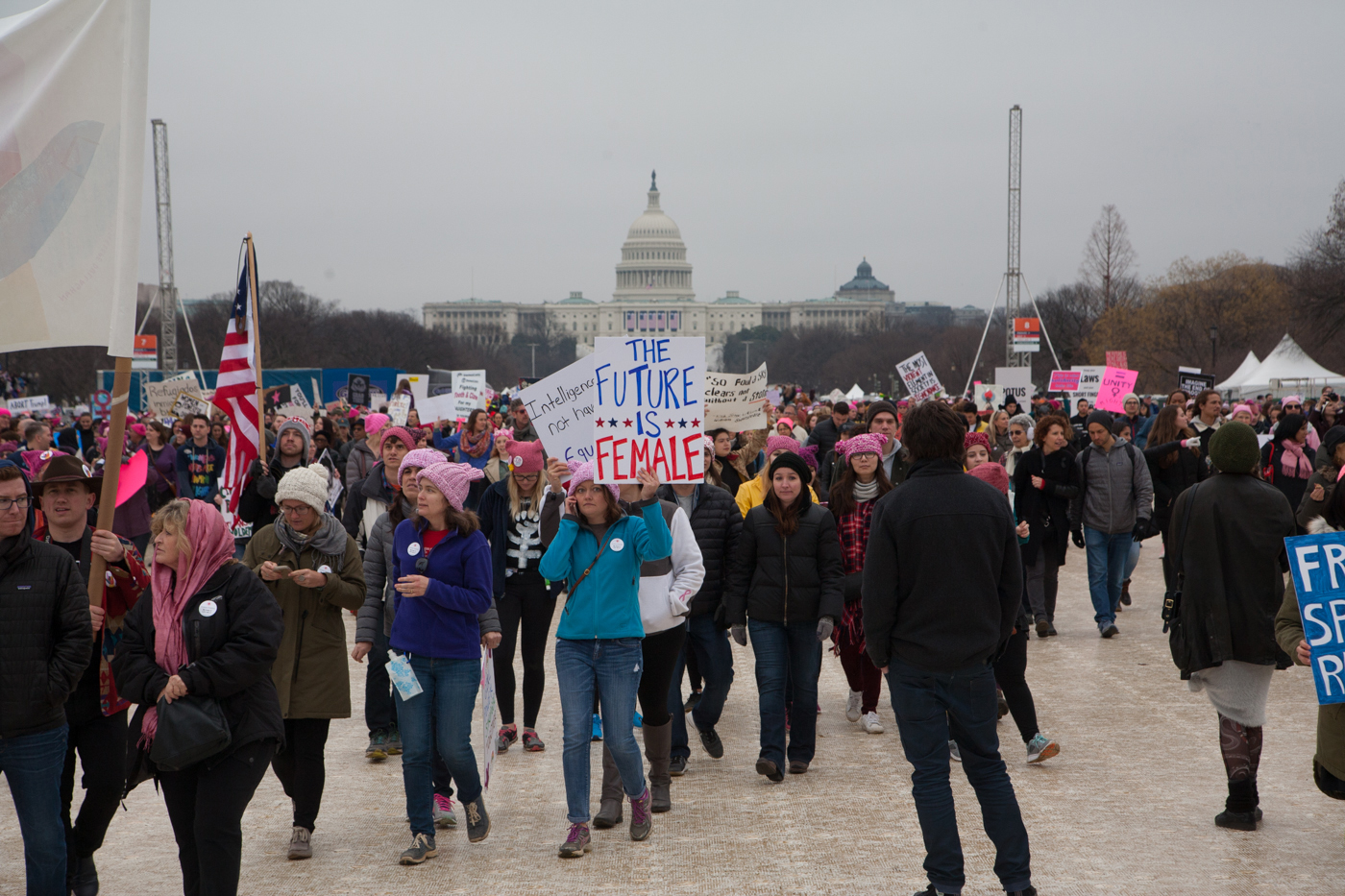 Womens March on Washington DC