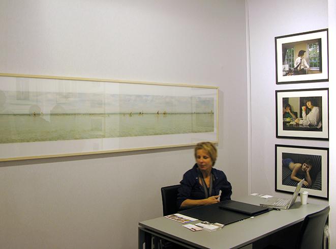 Paris Photo Galerie Esther Woerdehoff. 2010,