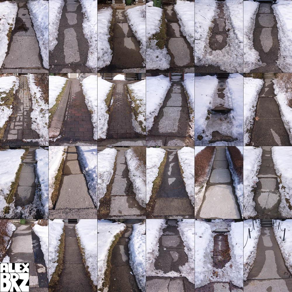 Sidewalks  2012/02/18 (14:40 - 15:13)
