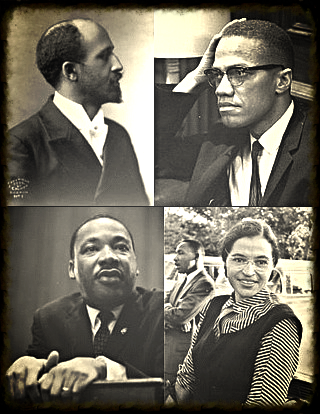 African American History Collage