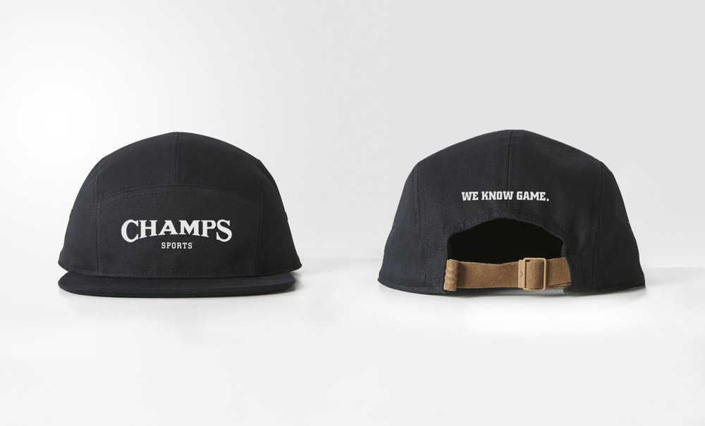 CHAMPS SPORTS — Tyler Moses