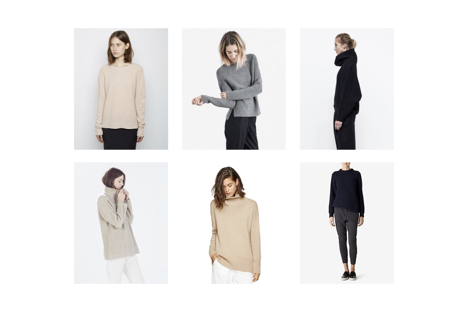 Whatever A Moon Has Meant Chunky Sweater Guide