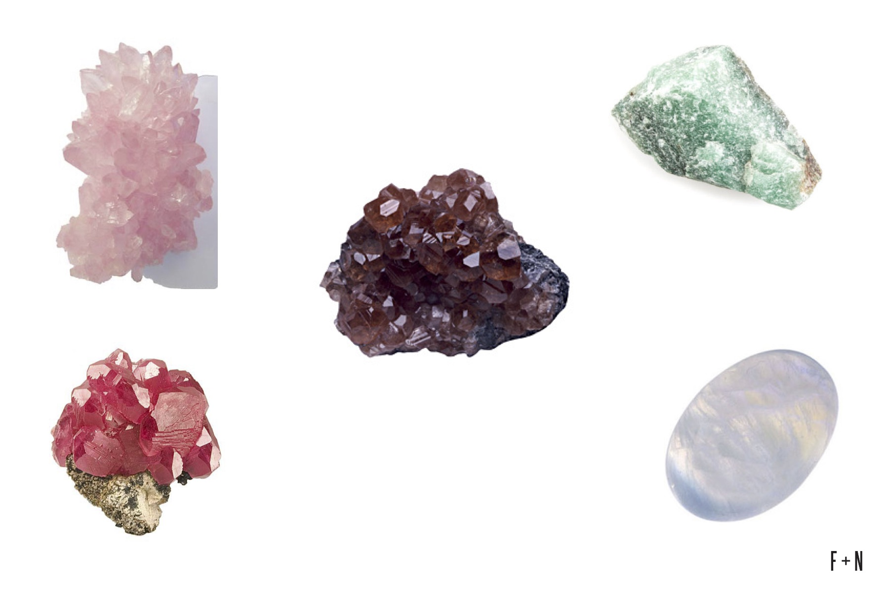 CRYSTAL FREE AND NATIVE GEM REMEDY