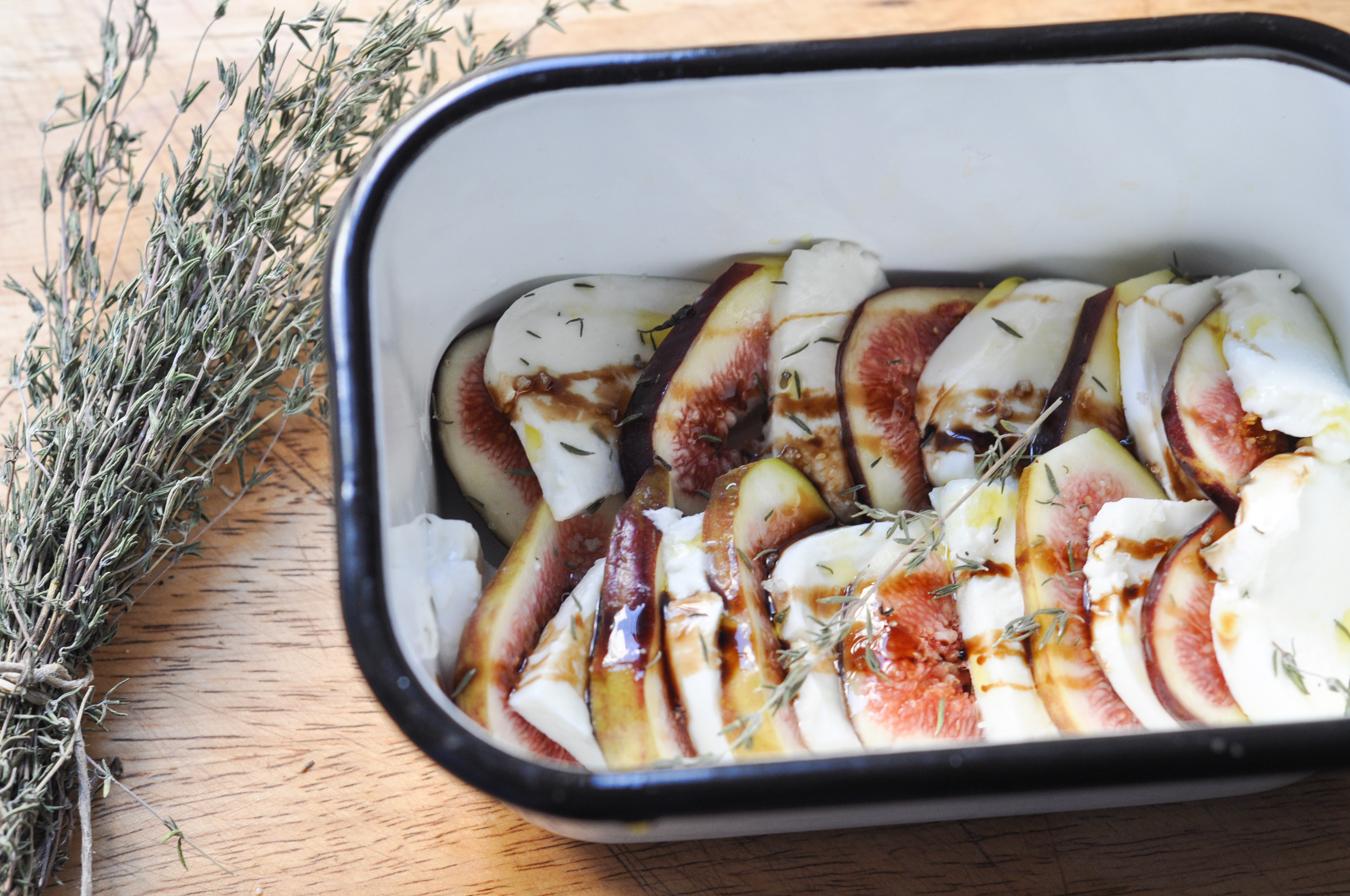 free-and-native-Fig + Burrata