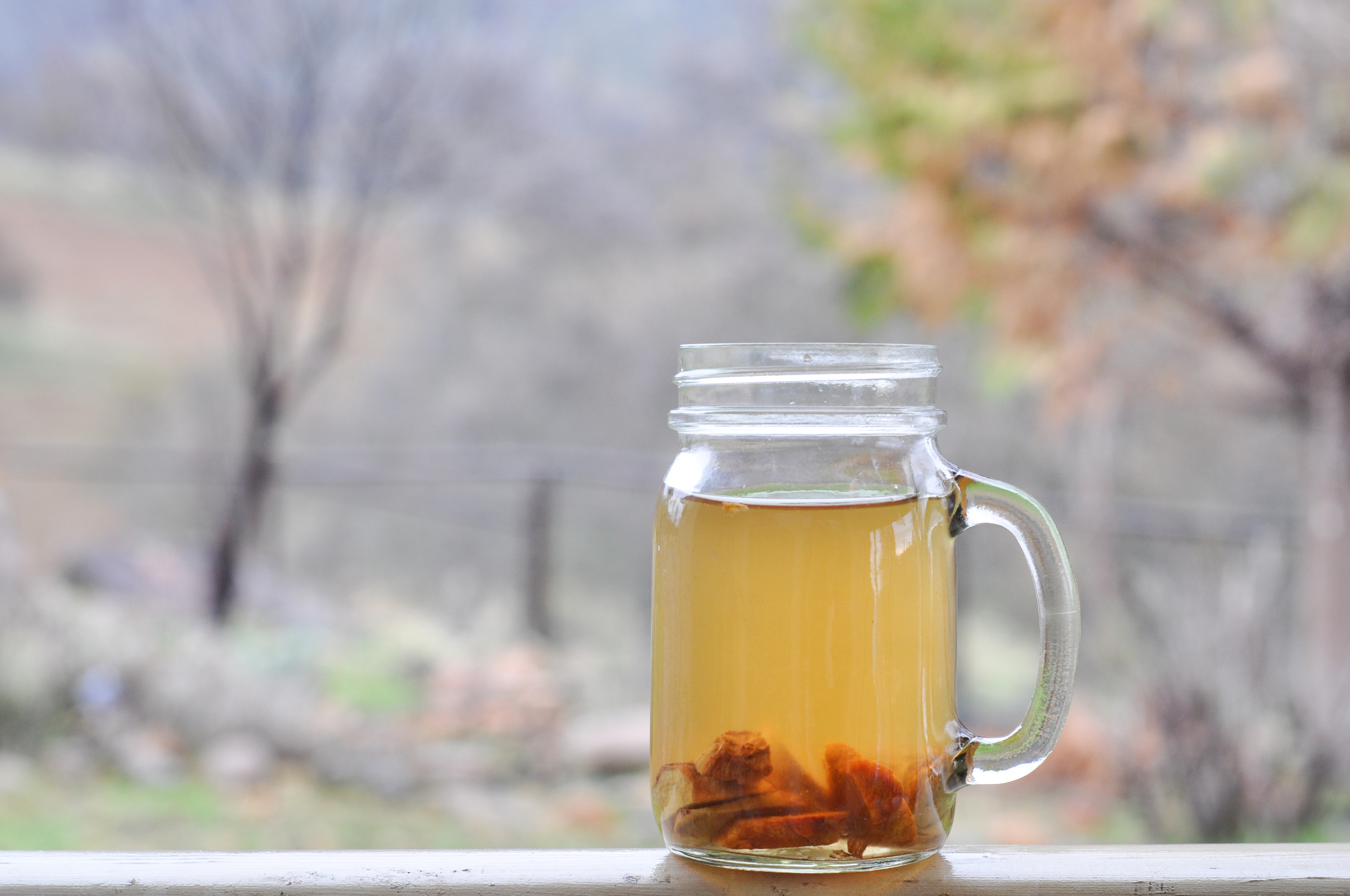 free-and-native-Turmeric, Ginger, Honey Elixir