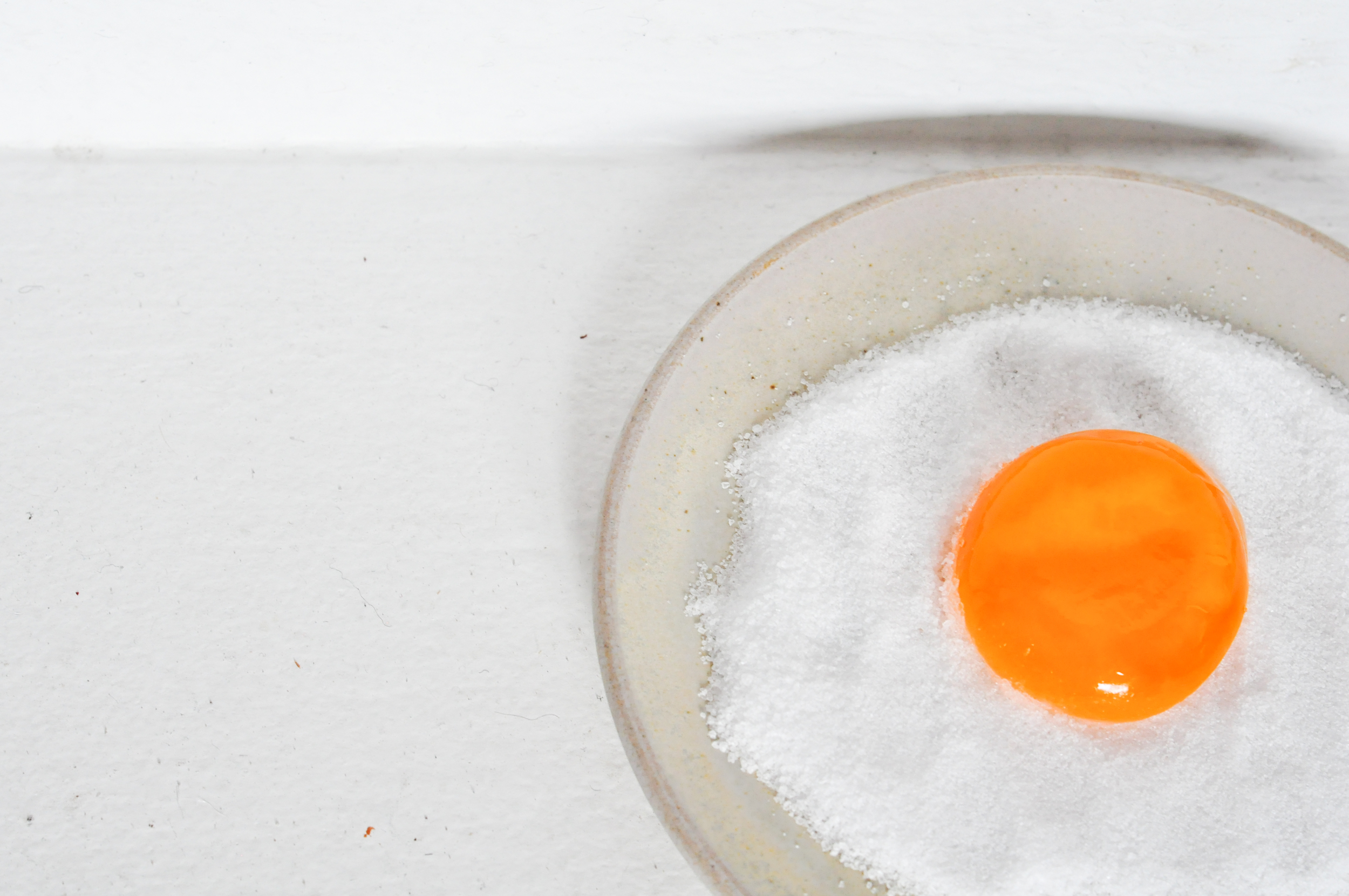 free-and-native-Salt Cured Egg Yolks