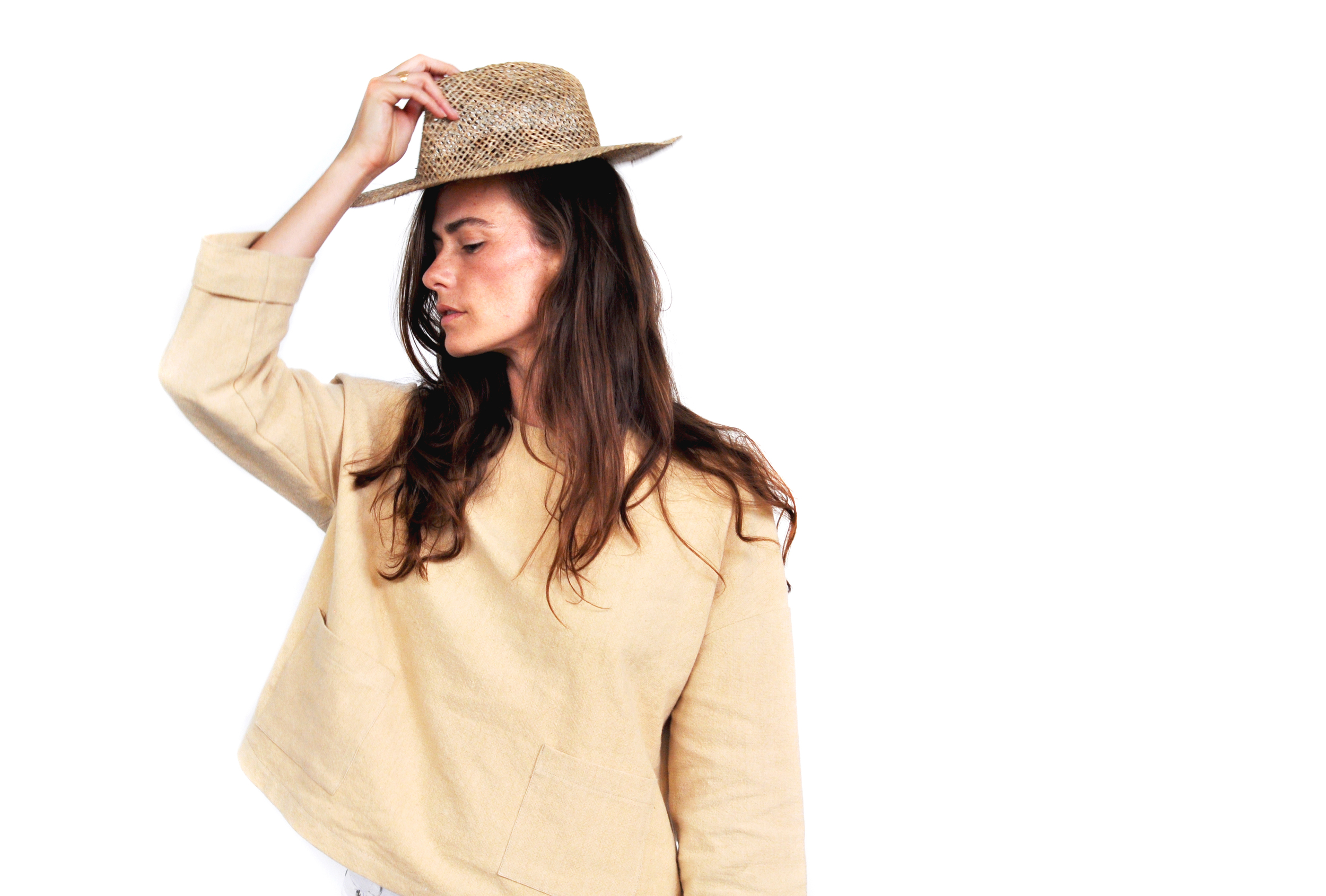 to-be-magnetic-hat-shirt-portland-Lacy Phillips