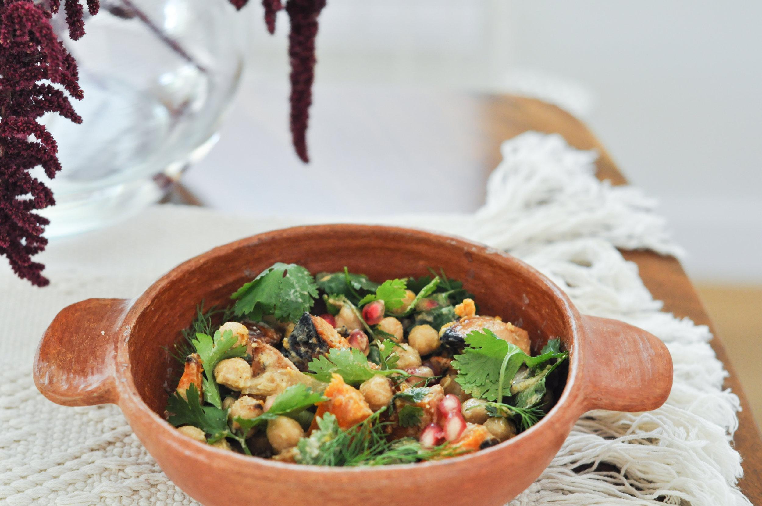 free-and-native-fall-tahini-salad