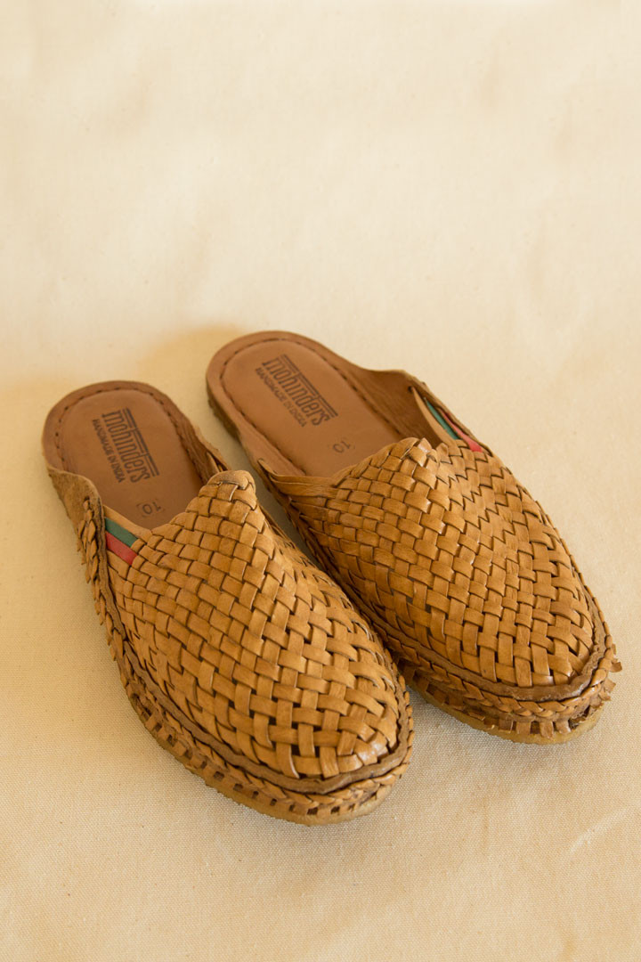 Woven Slippers