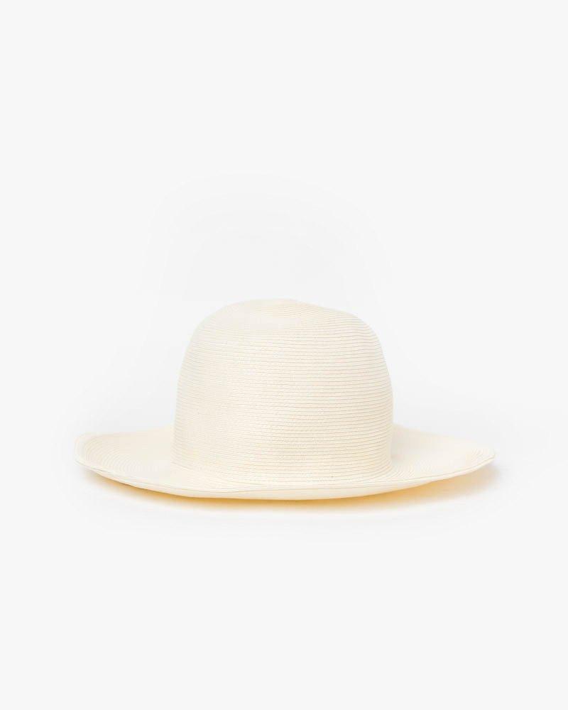 Ribbon Less Hat