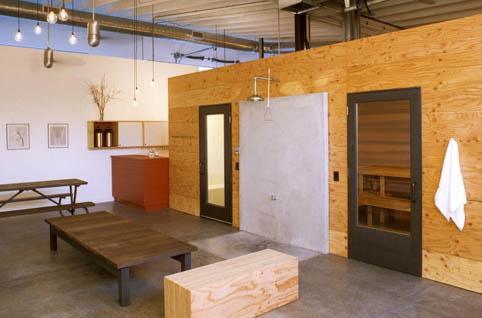 Loyly - Swedish Sauna